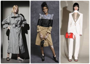 Givenchy, Max Mara și Moschino – colecții pentru toamna viitoare