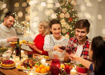 Sfaturi pentru o masă sănătoasă de Anul Nou