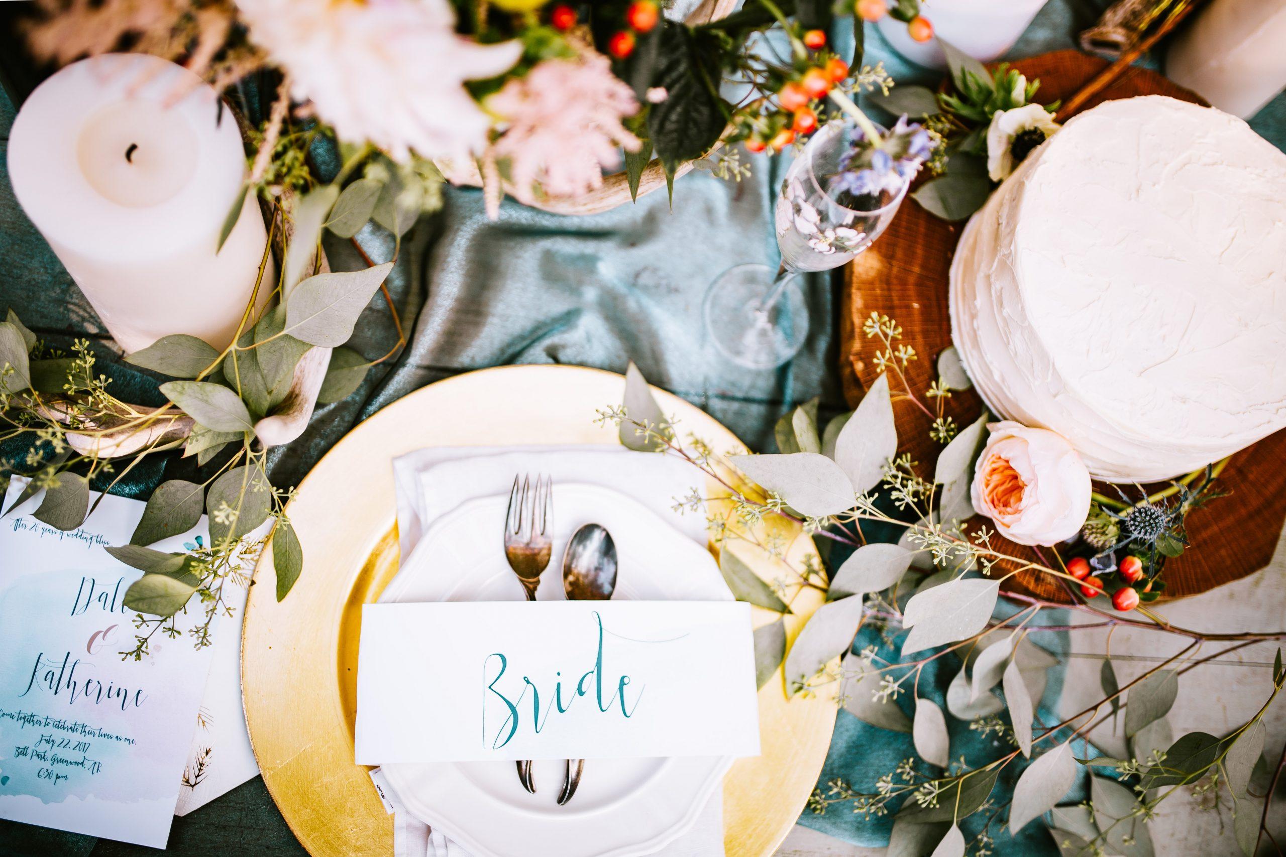 Cum să-ți decorezi spațiul de nuntă?