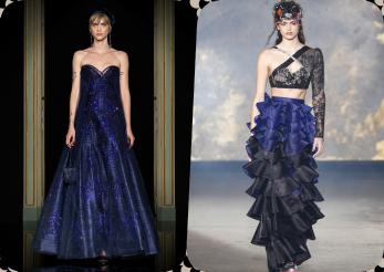 Armani Prive și Viktor & Rolf prezentări haute couture
