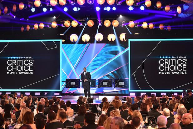Nominalizările la Critics Choice TV Awards