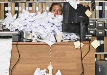 Cum afectează dezordinea cariera și sănătatea