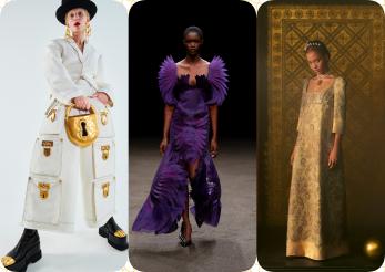 Schiaparelli, Christian Dior sau Iris van Herpen?