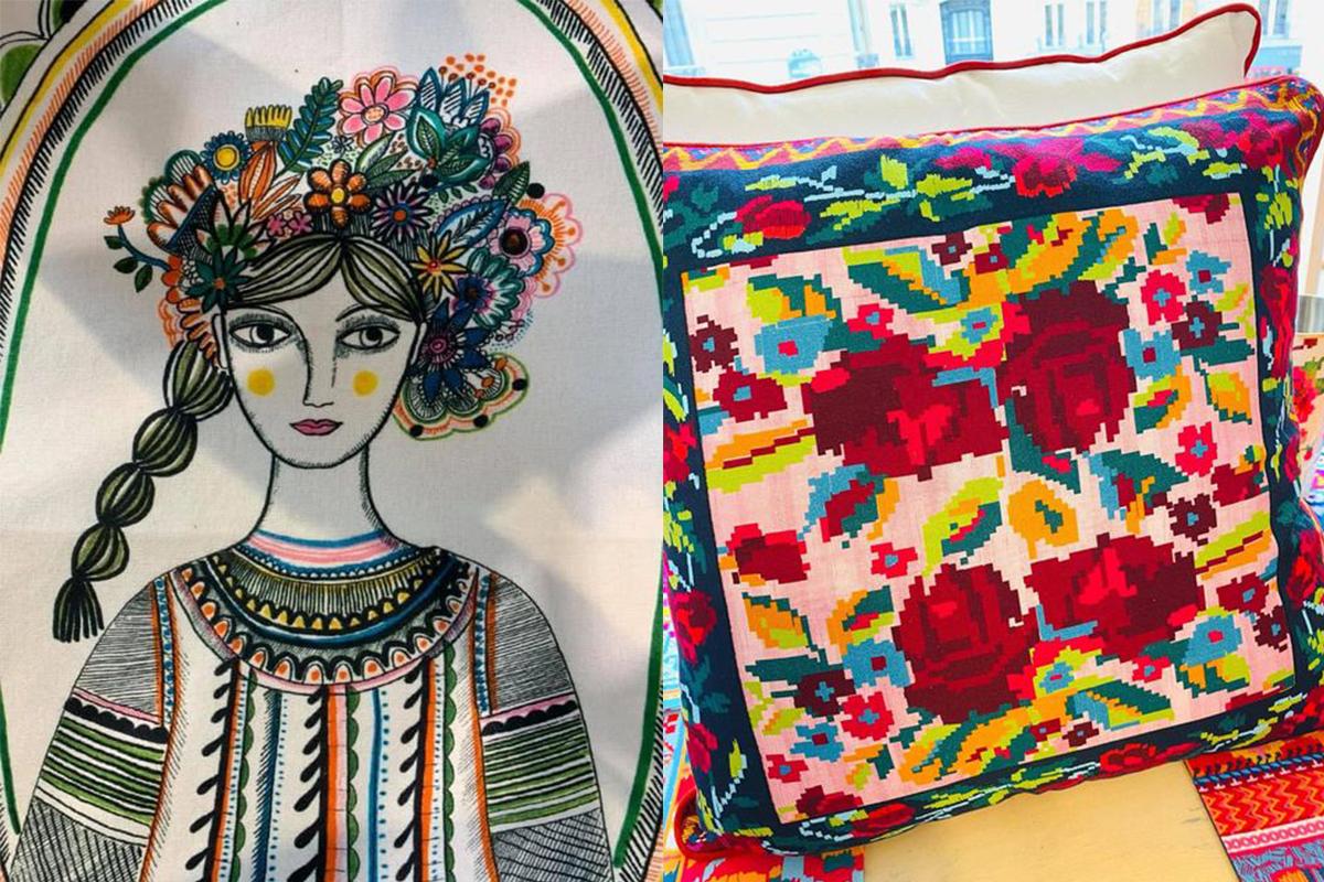 Culori românești în noua colecție a Casei Fragonard