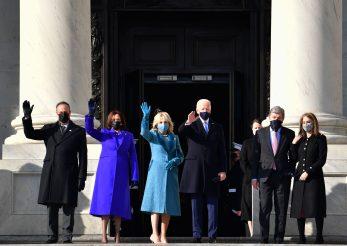 Fashion Diplomacy la învestirea în funcție a lui Joe Biden și Kamalei Harris