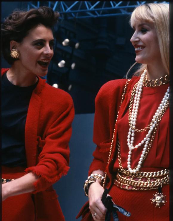 Cele mai incredibile bijuterii vintage Chanel
