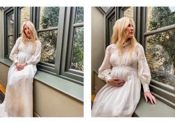 Ellie Goulding este însărcinată cu primul copil
