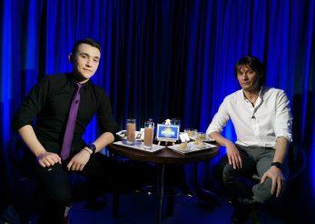 """Marius Manole – noul prezentator la """"Întrebarea mesei rotunde"""""""