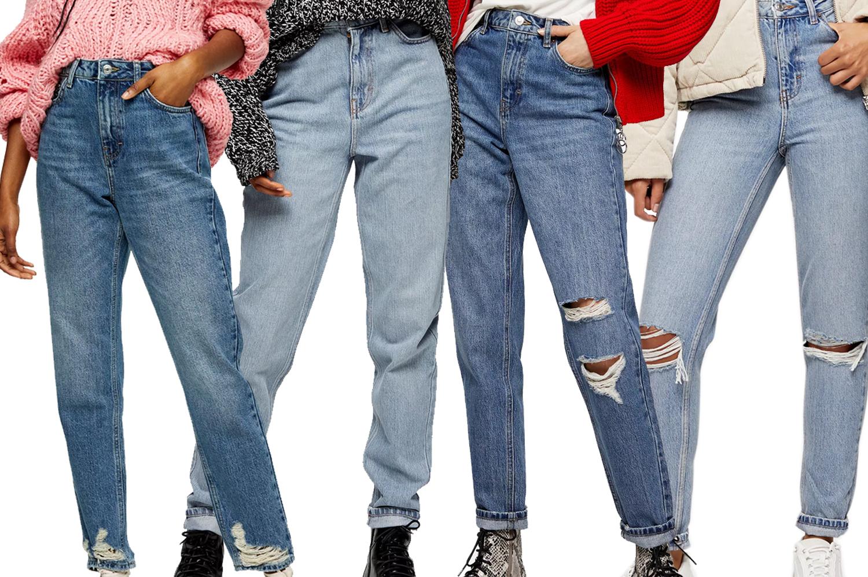 Mom fit jeans și lejeritatea de care ai nevoie