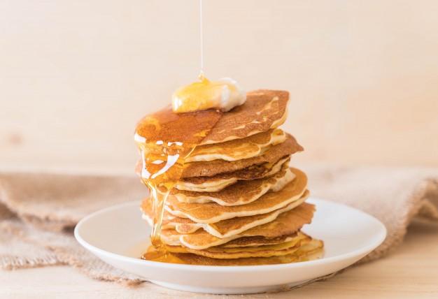Cele mai bune rețete de pancakes (clătite americane)