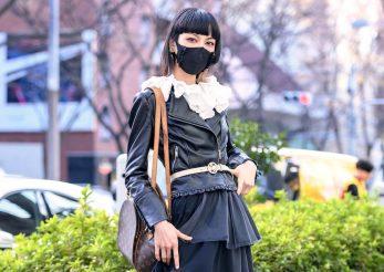 Street Style la Tokyo Fashion Week