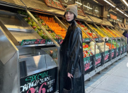 Fata lui Paul Walker – model la Givenchy