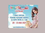 Cel mai mare târg online pentru copii şi viitoare mămici