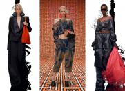 O colecție glamour Balmain, inspirată dintr-o poveste personală