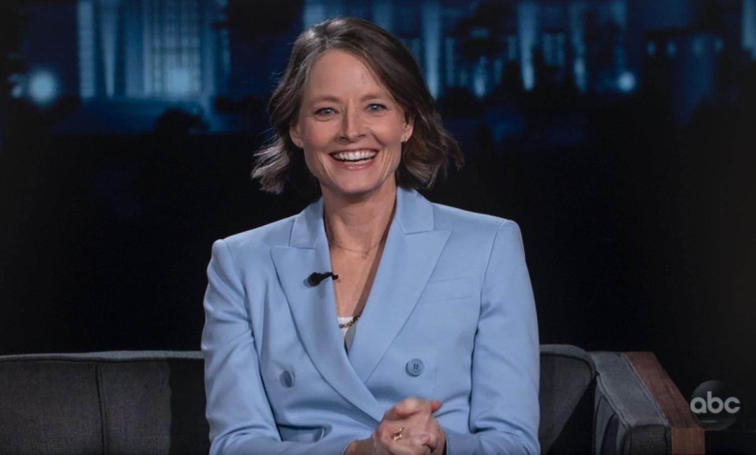 Jodie Foster – premiată la Cannes