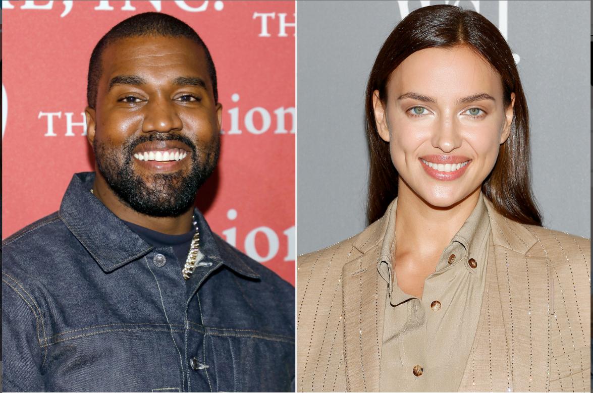Irina Shayk are o relație amoroasă cu Kanye West?