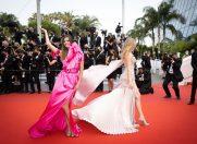 Sărbătoarea modei la Cannes