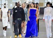 Bella Hadid – prezentă pe catwalk-ul celui mai nou show Off-White