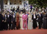 Ținute spectaculoase la Festivalul de Film de la Cannes