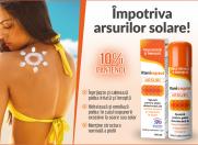 Cele mai bune remedii pentru arsurile solare