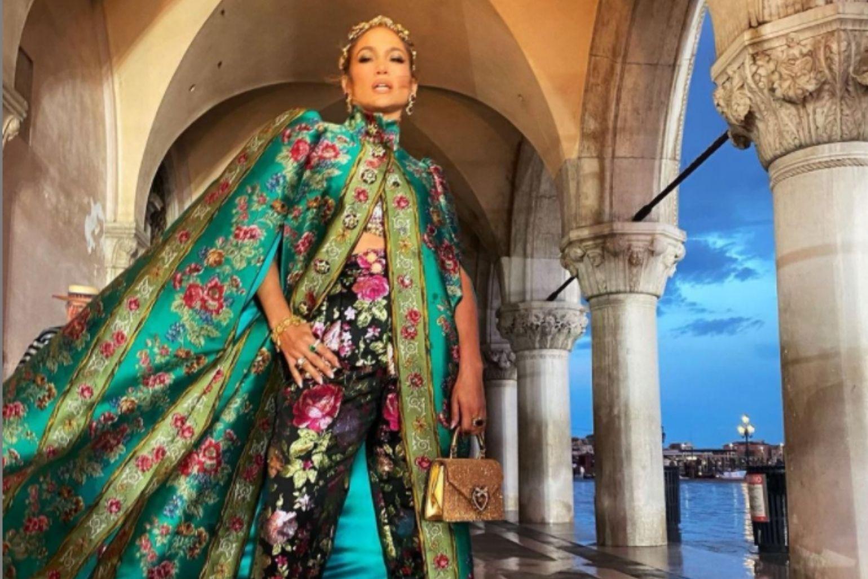 Dolce&Gabbana, glamour Alta Moda în culori de Murano