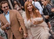 Dress code inedit ales de Carmen Grebenișan pentru nunta
