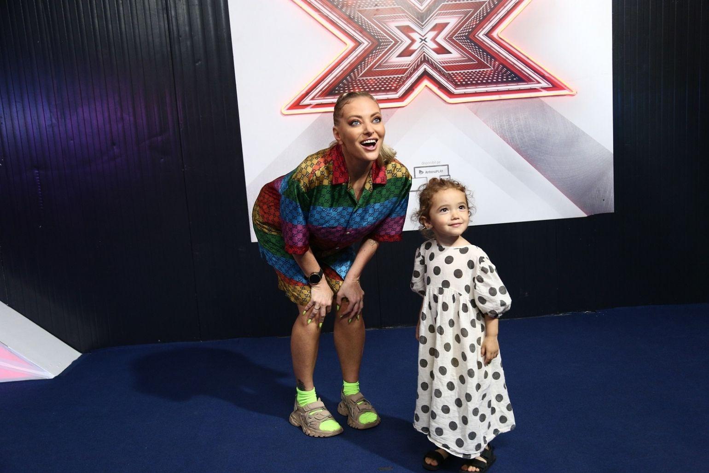 Delia, doză dublă de energie la X Factor