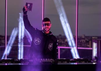 Un mare DJ al lumii își lansează albumul la București