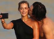 Sebastian Stan se aniversează în Ibiza