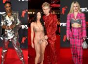 Covorul roșu la VMAs 2021