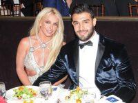 Britney Spears s-a logodit. Iată cum arată inelul cu diamant