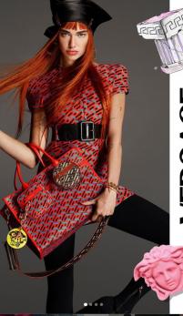 Dua Lipa – noua imagine Versace