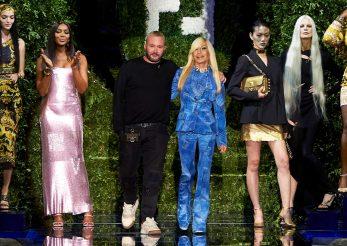 """""""Fendance"""" – o colaborare inedită între Fendi și Versace"""