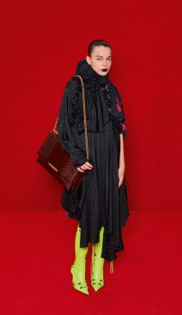 Hermes, Balenciaga și Givenchy la PFW