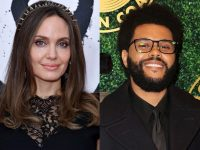 Angelina Jolie + The Weeknd = LOVE?