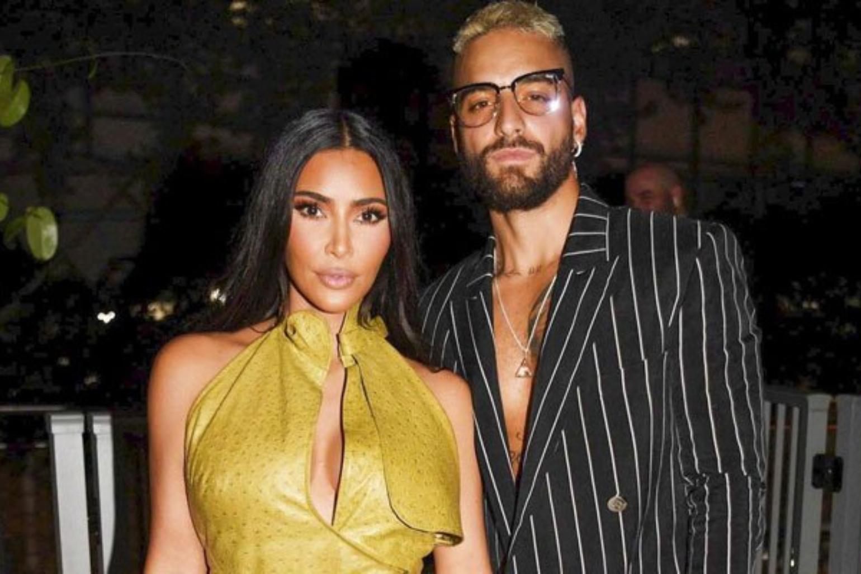 Maluma rupe tăcerea. Ce relație are cu Kim Kardashian?