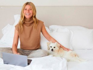 Ce imagine a postat Gwyneth Paltrow cu ocazia zilei ei de naștere?