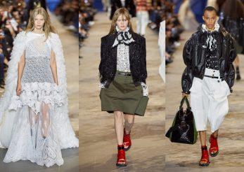 200 de ani de Louis Vuitton și un fashion show inspirat de secolul al 19-lea